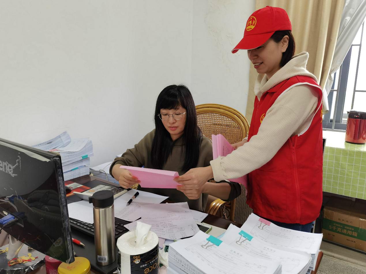"""福州市第二社会福利院开展""""文明祭扫绿色清明""""志愿服务活动"""